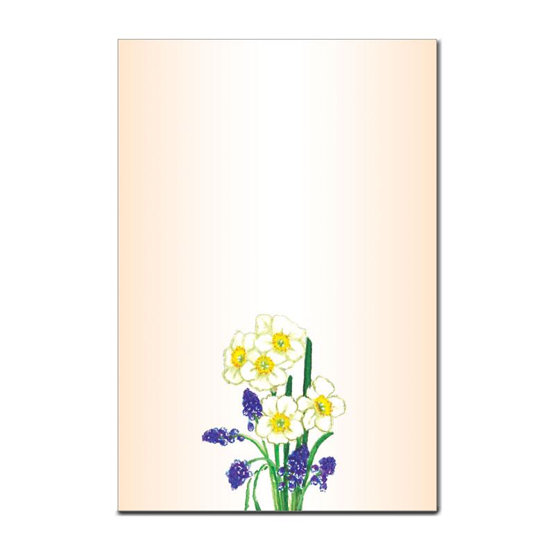 花の絵葉書 【花によせて】 �91