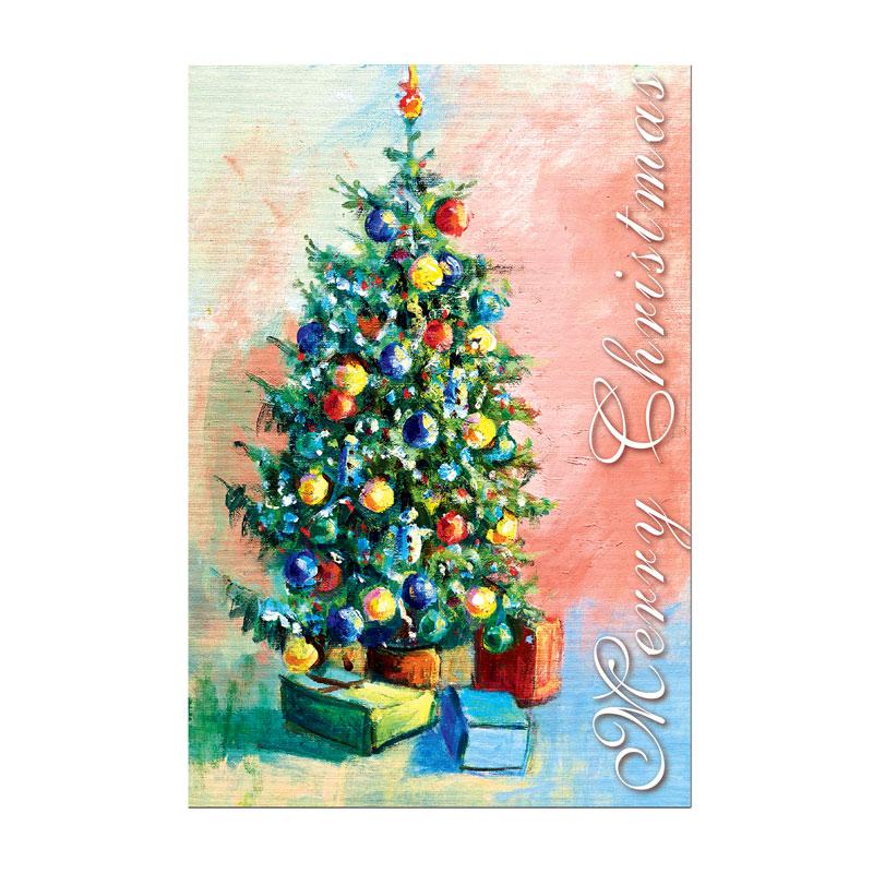 クリスマスの絵葉書 【静寂】 �95