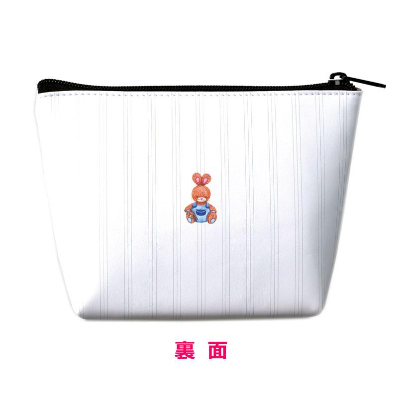 ポーチ 【クマのぬいぐるみ】 �896