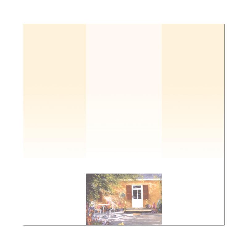 スクエアメモ【豊かに描かれた風景】 �522