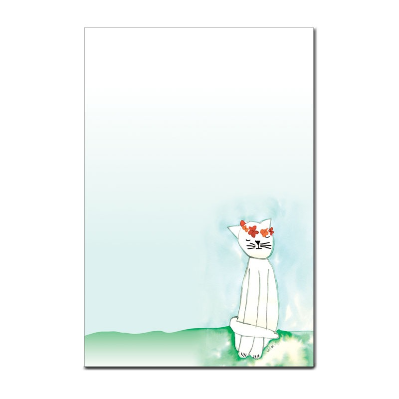 エルスティッカー 【ユニークなネコ】 �552