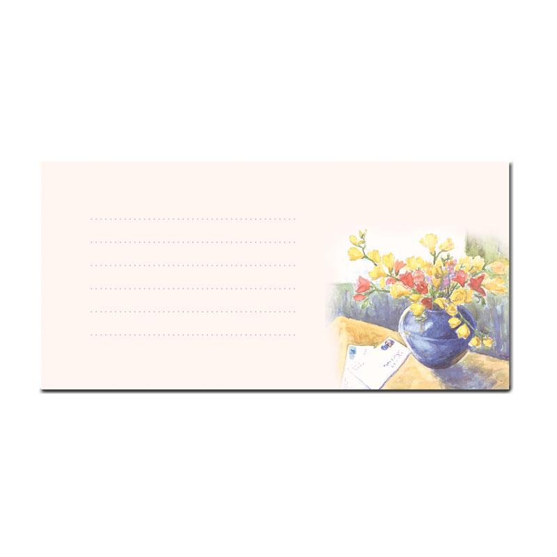 いっぴつせん 【上品な洋花】 �152