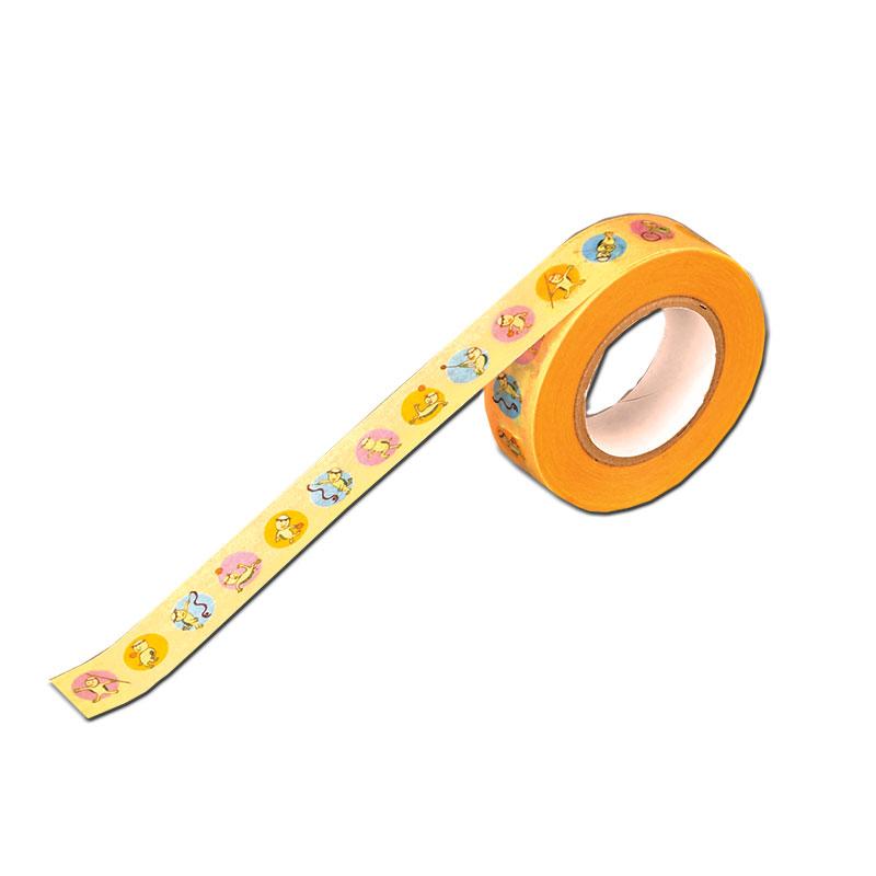 マスキングテープ15ミリ幅 【カッパのスポーツ】 �379