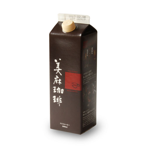 リキッドアイスコーヒー 3本セット箱入