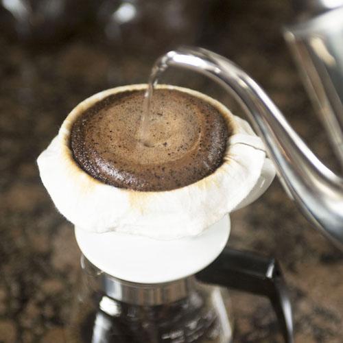 オリジナルオーガニックコットンコーヒーフィルター