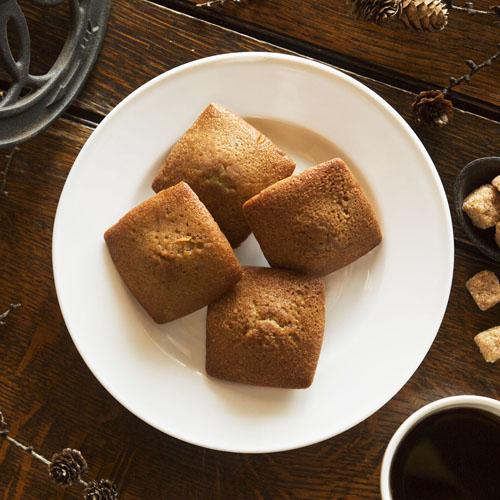 コーヒー・黒糖ミルクフィナンシェ・珈琲バタークッキーの詰合せ(小)