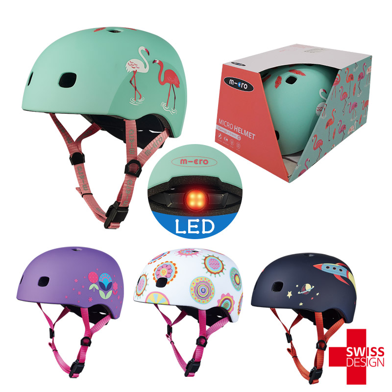 子供用ヘルメットLED(外箱付き)