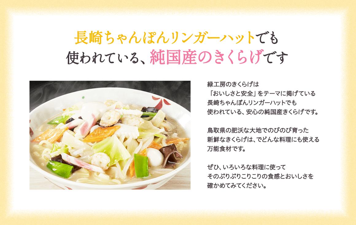 純国産 生きくらげ500g NHKガッテンでも紹介 鳥取県産 純国産きくらげ プリプリ 食感 栄養たっぷり
