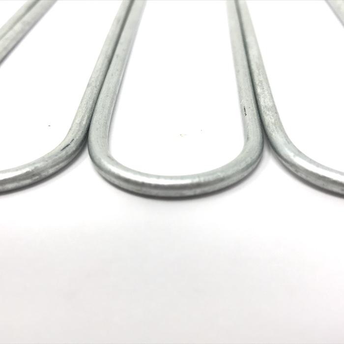 防草シート用 固定ピン 15cm U字型アンカー(1,000本セット) 送料無料