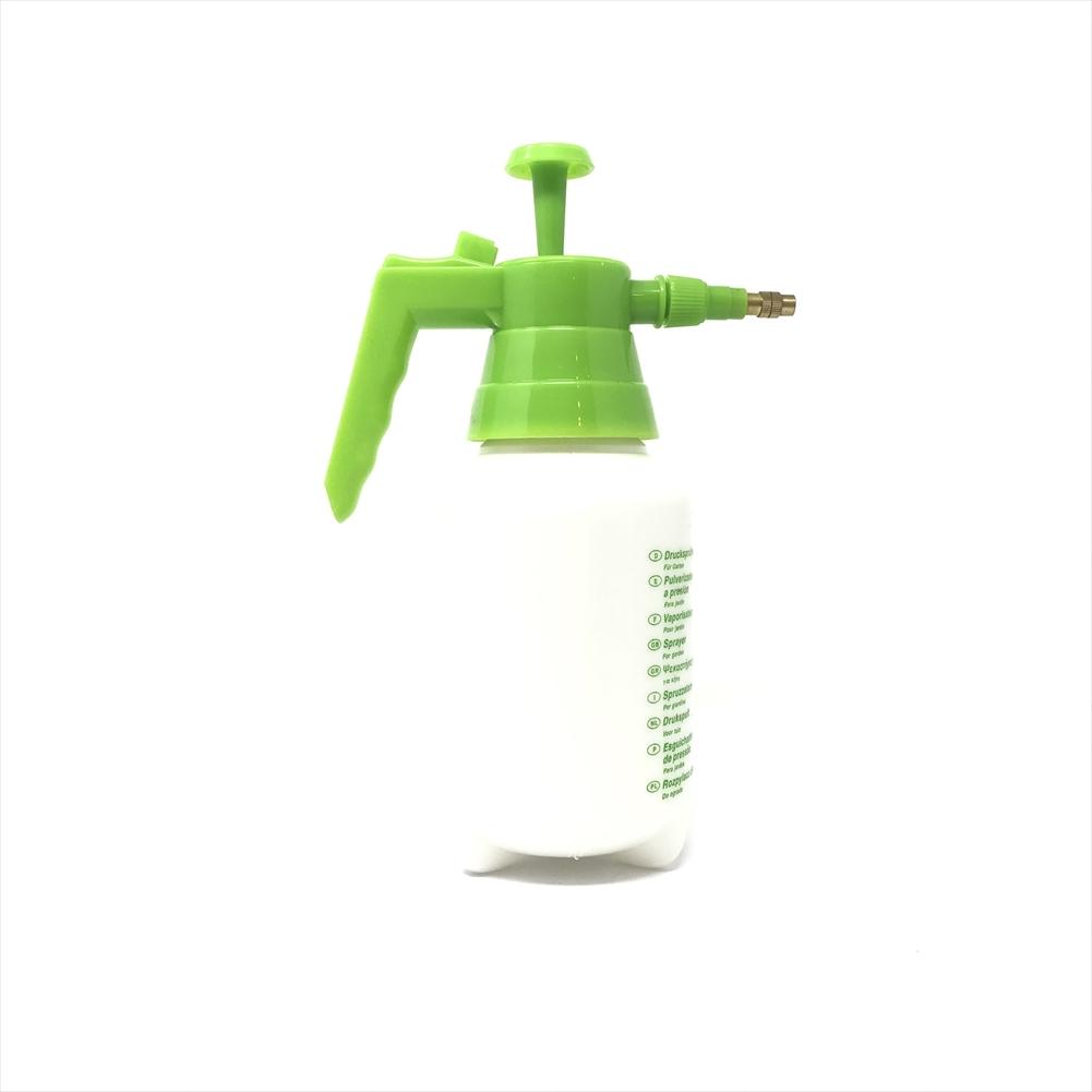 蓄圧式噴霧器(ハンドスプレー) 1Lサイズ ガーデニングの水やり 殺菌剤 除草剤 液肥類の散布