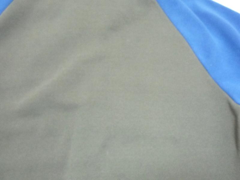 90's NIKE ジャージ 青×白×グレー