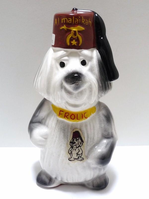 フリーメイソン FROLIC DOG コインバンク