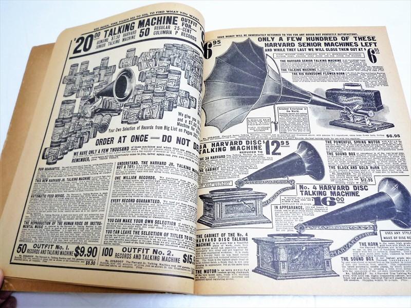 70's SEARS コレクティブル本(1905-1910)
