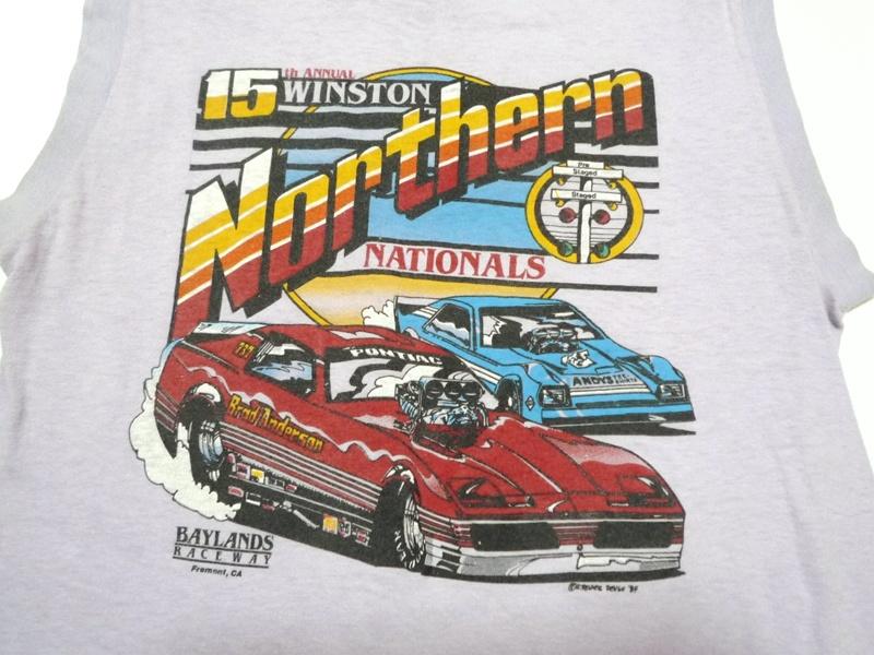 80's Northern NATIONALS タンクトップ