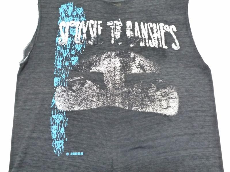 1984年 Siouxsie & the Banshees タンクトップ
