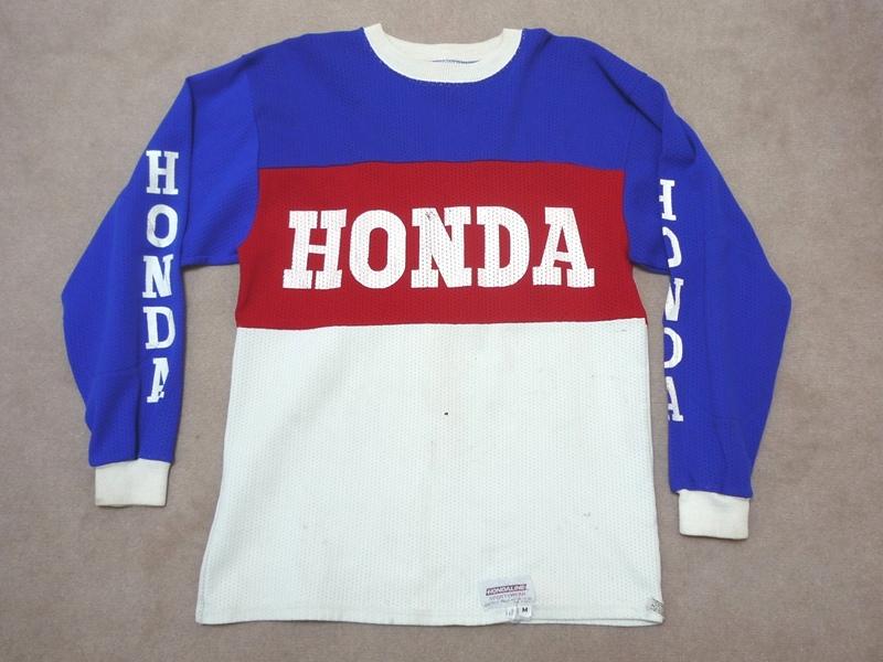 80's HONDA メッシュ