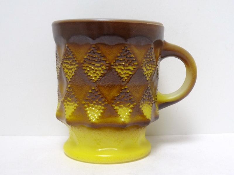 キンバリー 茶・黄