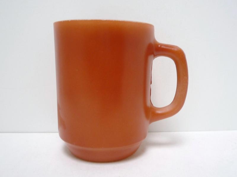 9オンス 赤茶