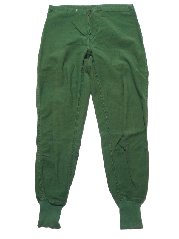 70's LINER TROUSERS CHEMICAL PROTECTIVE