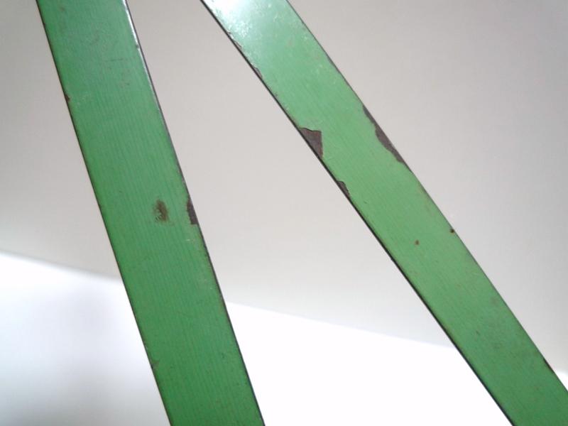 40〜50's Shoe tree グリーン