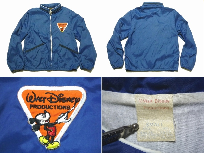 70's Walt Disney ミッキーマウス
