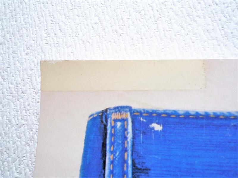 70's LEVI'S ポスター