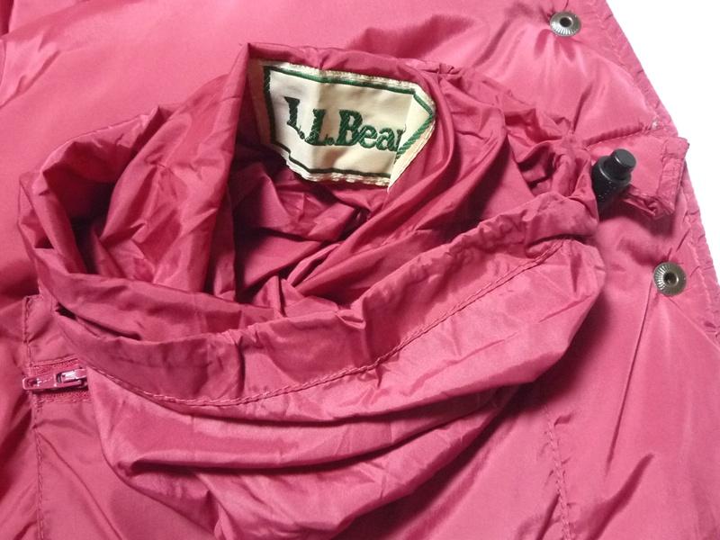 L.L.Bean グースダウン