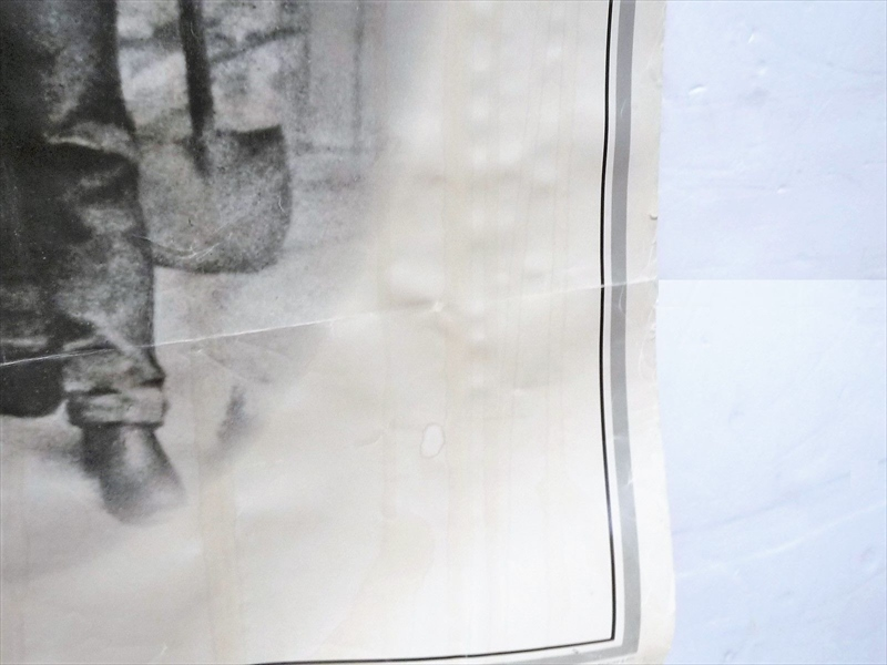 1983年 LEVI'S Two Horse Patch ポスター