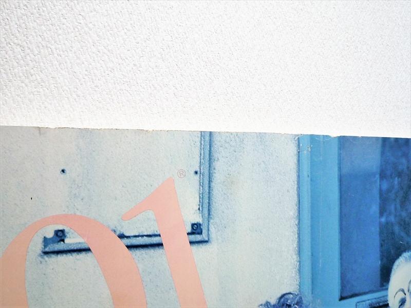 1986年 Levi's501 ポスター
