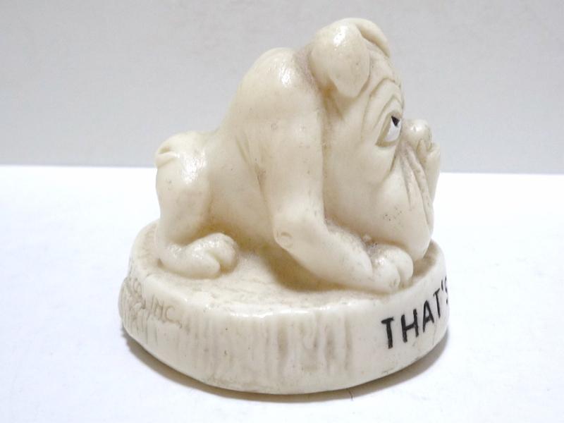 70's メッセージドール 犬(小さい)
