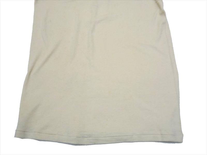 20〜30's ヘンリーネック長袖Tシャツ