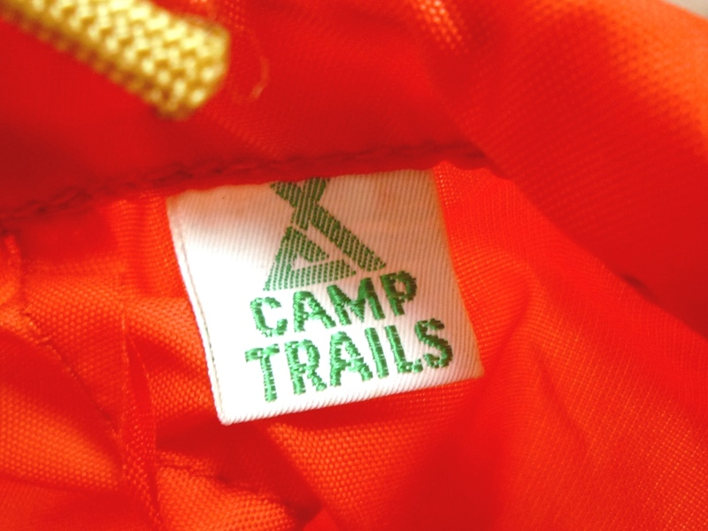 70's CAMP TRAILS ナイロンリュック