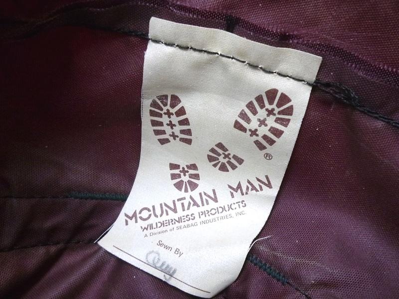80's MOUNTAIN MAN ナイロンリュック