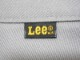 70's Lee Chetopa Twill グレー