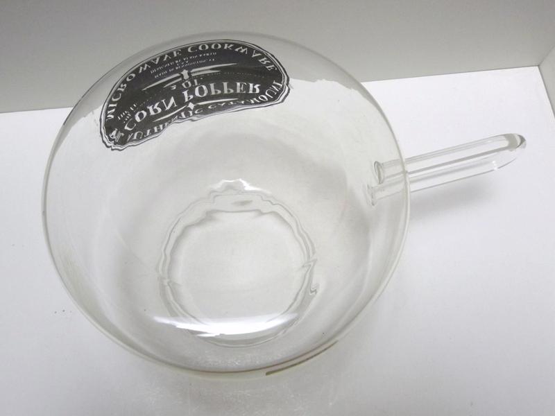 70's CORN POPPER ポップコーングラスウェア