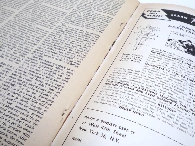 1962年 CARS ANNUAL' 62 ホットロッド雑誌
