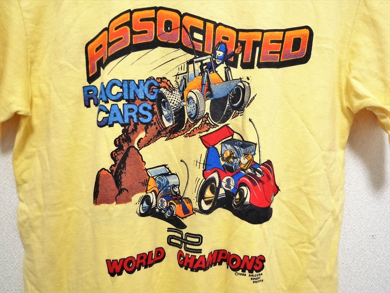 80's ASSOCIATED RACING CARS