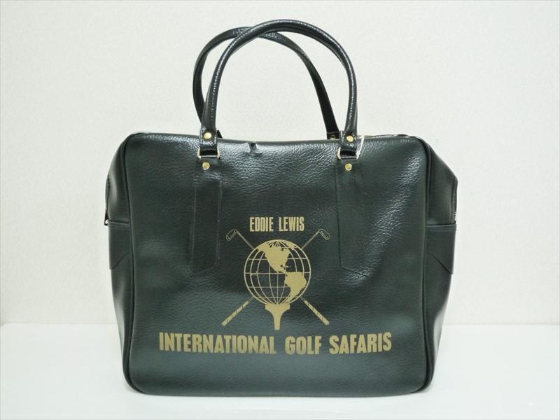 70〜80's INTERNATIONAL GOLF SAFARIS ゴルフバッグ