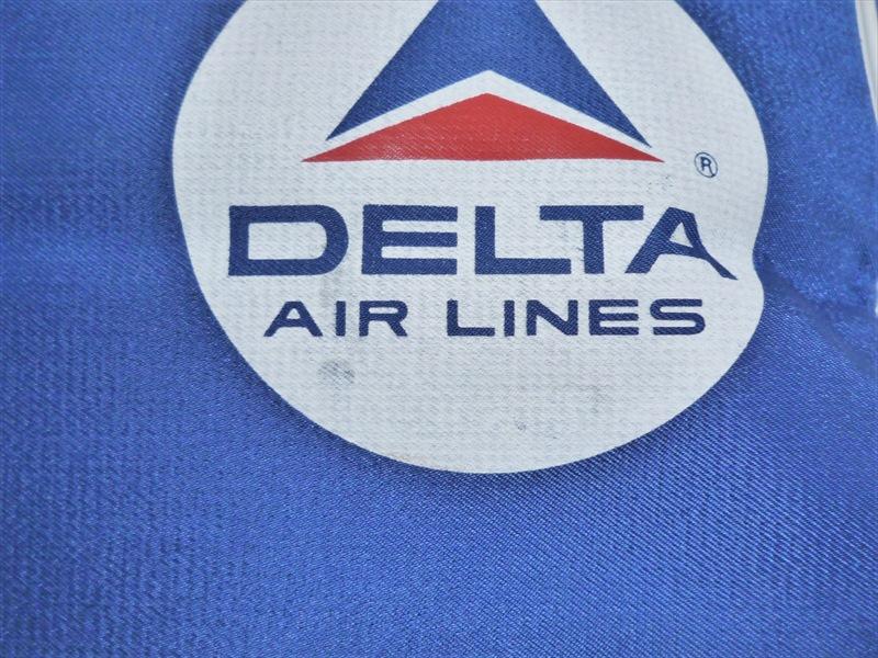 70's DELTA AIR LINES エアラインバッグ