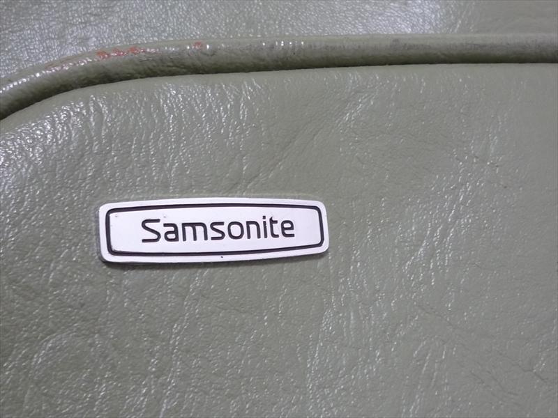 70's Samsonite ショルダーバッグ