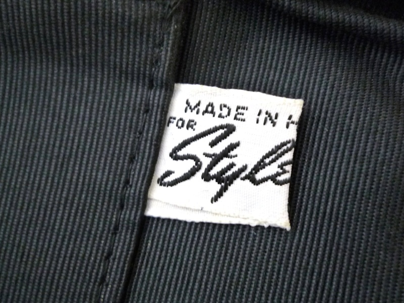 50's Stylecraft ビーズバッグ