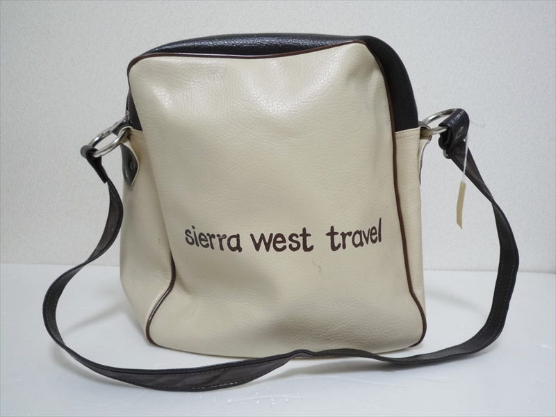 80's sierra west travel ツアーバッグ