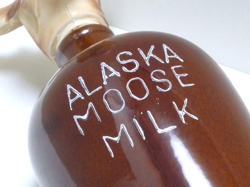 ALASKA MOOSE MILK ジャグ