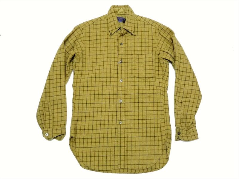 60's PENDLETON ウールシャツ
