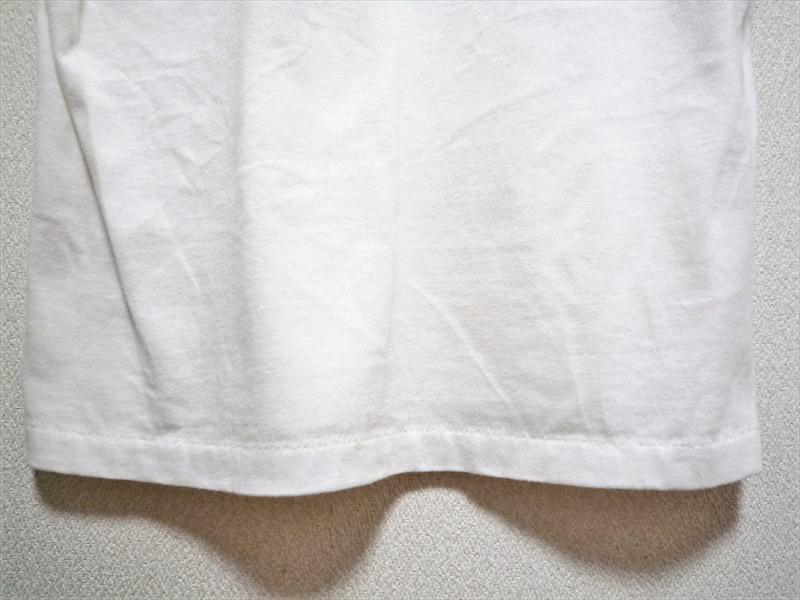 80's INDIANAPOLIS500 リンガーTシャツ