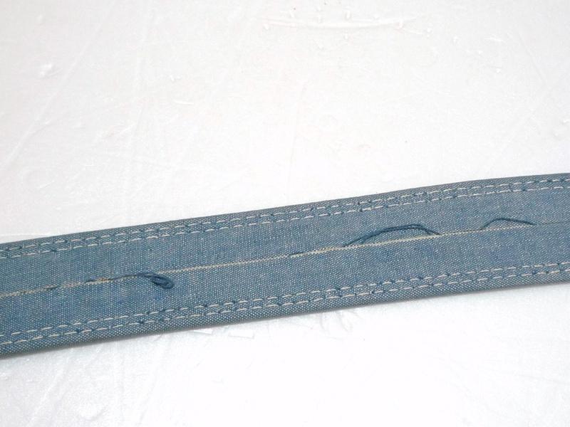70's リーバイス ベルト ポケット型バックル