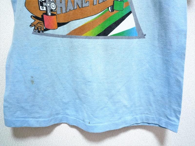 70's HANG TEN スケボー Tシャツ