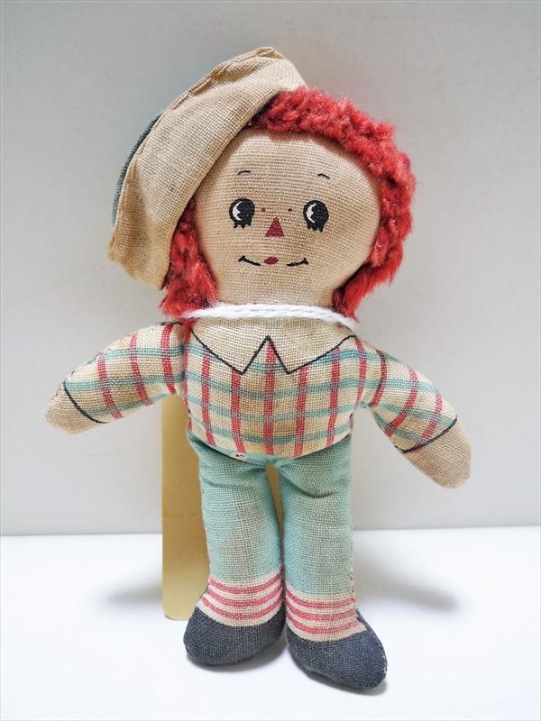 ラガディアン 小さい人形
