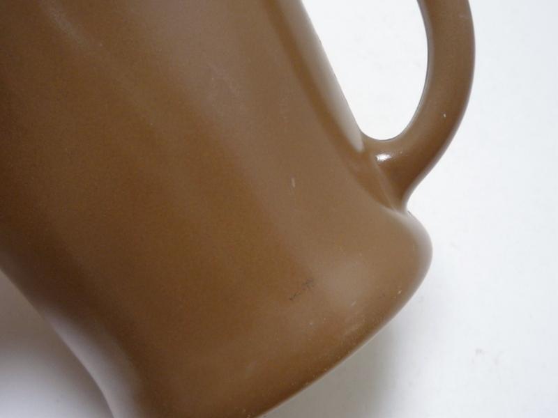 Dハンドル 茶