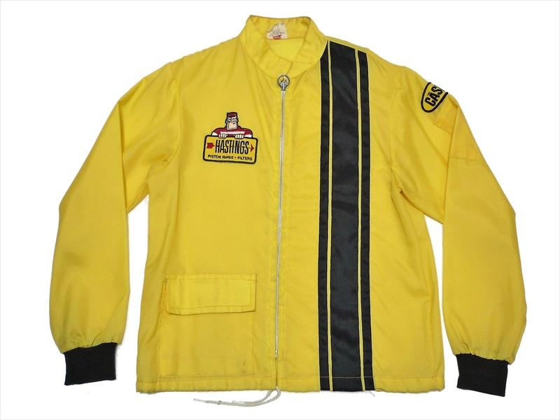 70's THE GREAT LAKES JACKET レーシングジャケット